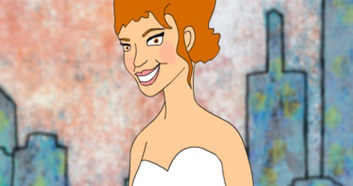 Animated Wedding Proposal Story Video
